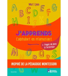 J'apprends l'alphabet en m'amusant