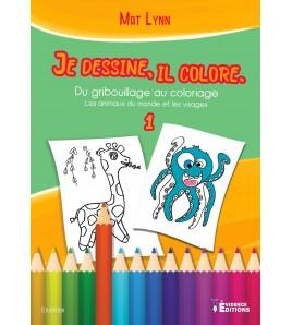 """Je dessine, il colore """"Du gribouillage au coloriage"""""""