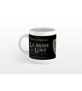 Le Chevalier noir et la Dame blanche Tome 1- La danse du loup