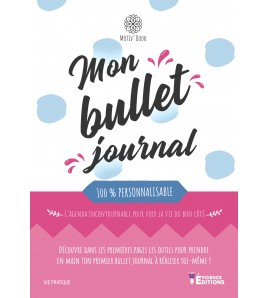 Motiv'Book - Bullet journal 100 % personnalisable