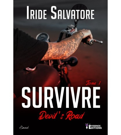 Box Devil's Road Tome 1 - Survivre