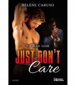 Box Just don't care Tome 2 - Bad Liar
